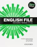 Christina Latham-Koenig et Clive Oxenden - English File Intermediate - Workbook with Key.