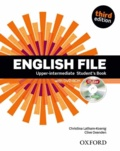 Christina Latham-Koenig et Clive Oxenden - English File Upper-intermediate - Student's Book. 1 DVD