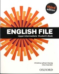 Christina Latham-Koenig et Clive Oxenden - English File - Upper Intermediate Student's Book.