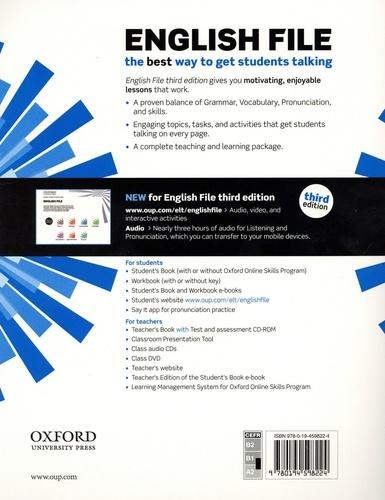 English File. Pre-Intermediate Workbook with key 3rd edition