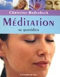 Christina Rodenbeck - Méditation au quotidien.