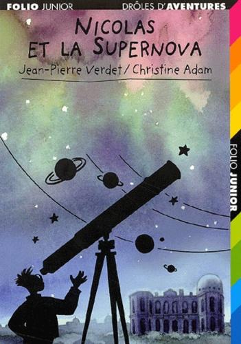 Christine Adam et Jean-Pierre Verdet - .