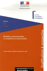 Christine Afriat et Catherine Gay - Mobilités professionnelles et compétences transversales.
