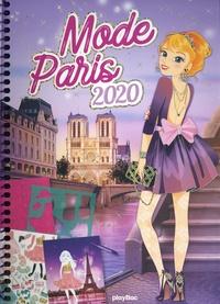Christine Alcouffe et Axelle Delafolie - Mode Paris 2020.