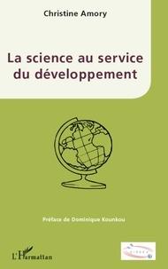 Christine Amory - La science au service du développement.