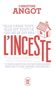 Christine Angot - L'inceste.