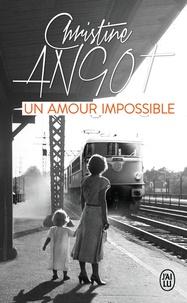 Christine Angot - Un amour impossible - Suivi de Conférence à New York.