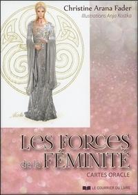 Les forces de la féminité - Cartes oracle, avec 43 cartes.pdf