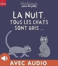 Christine Arpin - La nuit tous les chats sont gris.