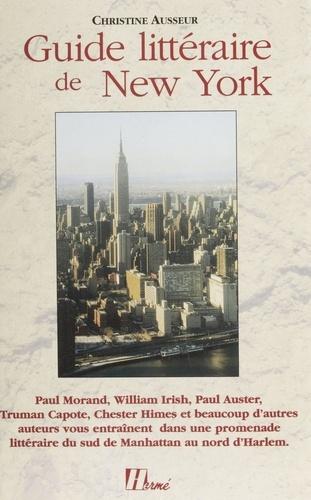 Guide littéraire de New York