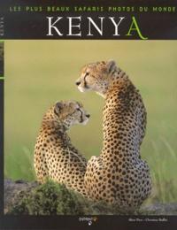 Christine Baillet et Anne Pons - Kenya.