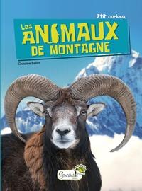 Christine Baillet - Les animaux de montagne.