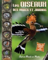 Corridashivernales.be Les oiseaux des parcs et jardins - Avec un poster offert au verso! Image