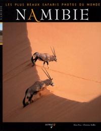 Christine Baillet et Alain Pons - Namibie.