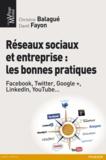 Christine Balagué et David Fayon - Réseaux sociaux et entreprise : les bonnes pratiques.