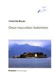 Christine Balbo - Deux nouvelles italiennes.