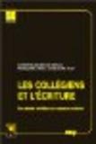 Christine Barre de Miniac - Les collégiens et l'écriture - Des attentes familiales aux exigences scolaires.