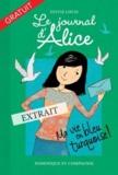 Christine Battuz et Sylvie Louis - Le journal d'Alice  : Extrait - Le journal d'Alice (tome 11).