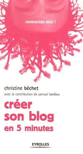 Créer son blog. En 5 minutes