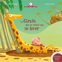 Christine Beigel - Mamie Poule raconte - La girafe qui ne voulait pas se laver.