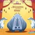 Christine Beigel et Hervé Le Goff - Mamie poule raconte Tome 19 : Le rhinocéros qui louchait féroce.