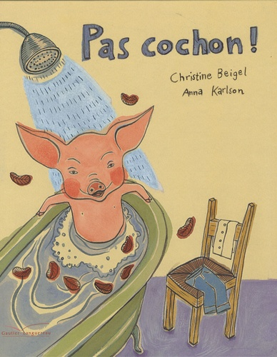 Christine Beigel et Anna Karlson - Pacochon !.