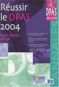 Christine Beloeil - Réussir le DPAS 2004.