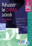 Christine Beloeil et Catherine Denninger - Réussir le DPAS - annales.