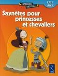 Christine Berthon et Agnès Echène - Saynètes pour princesses et chevaliers - 7/11 ans.