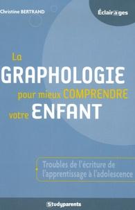 La graphologie pour mieux comprendre votre enfant.pdf