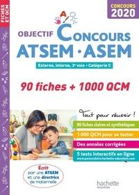 Christine Blanchard et Claudine Cheyrouze - ATSEM - ASEM - 90 Fiches - 1 000 QCM.