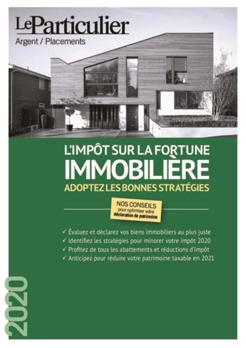 Christine Blondel - L'impôt sur la fortune immobilière.