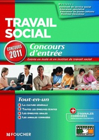 Christine Bolou-Chiaravalli et Régine Gioria - Travail social - Concours d'entrée.
