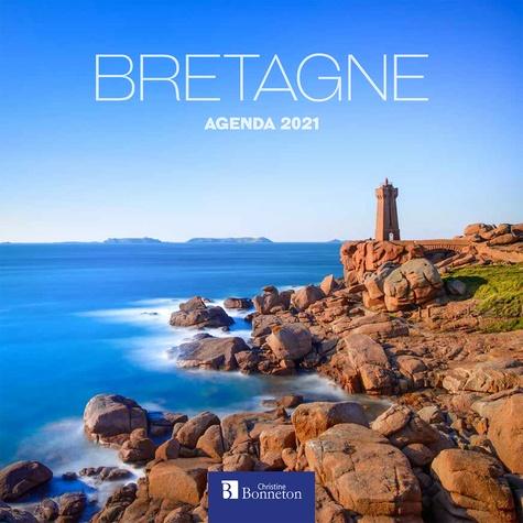 Agenda Bretagne De Christine Bonneton Grand Format Livre Decitre