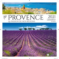 Christine Bonneton - Calendrier Provence.