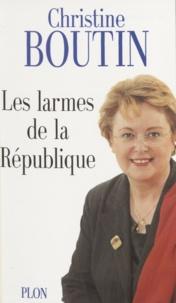 Christine Boutin - Les larmes de la République.