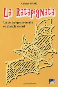 Christine Bovari - La Ratapignata - Un périodique populaire en dialecte nissart.