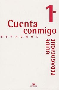 Christine Brion et Bégonia Klipfel - Espagnol 1e - Guide pédagogique.