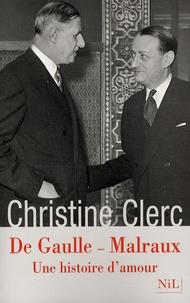Galabria.be De Gaulle - Malraux - Une histoire d'amour Image