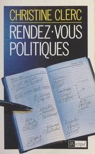 Christine Clerc - Rendez-vous politiques.
