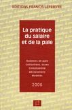 Christine Clerin - La pratique du salaire et de la paie.
