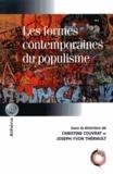 Christine Couvrat et Joseph Yvon Thériault - Les formes contemporaines du populisme.