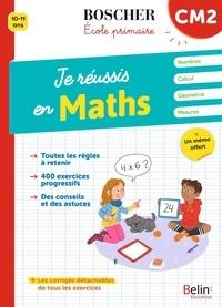 Christine Cuttoli et Véronique Schwab - Je réussis en maths CM2.
