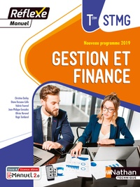 Christine Darlay - Gestion et finance Tle STMG.