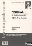 Christine Darlay - Processus 1 BTS CG 1re et 2e années - Livre du professeur.