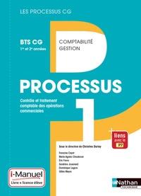 Christine Darlay - Processus 1 Contrôle et traitement comptable des opérations commerciales BTS CG 1re et 2e années.