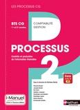 Christine Darlay - Processus 2 Contrôle et production de l'information financière 1re et 2e années BTS CG.