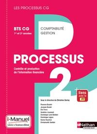 Galabria.be Processus 2 Contrôle et production de l'information financière 1re et 2e années BTS CG Image