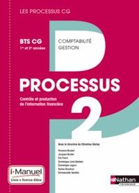 Christine Darlay - Processus 2 Contrôle et production de l'information financière BTS CG 1re et 2e années.