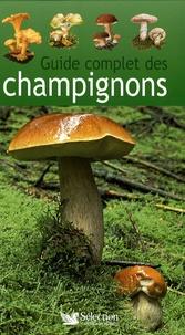 Christine de Colombel - Guide complet des champignons.